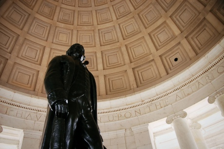 Photo Credit: Thomas Jefferson by Britt Reints