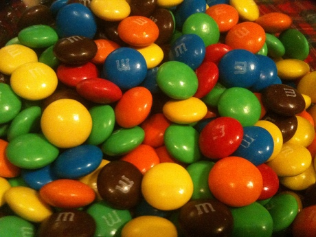 Photo Credit: M&Ms by Morten Oddvik