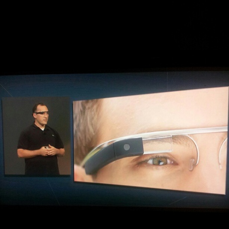 Photo Credit: Watching live Google Glass demo by 2TOP