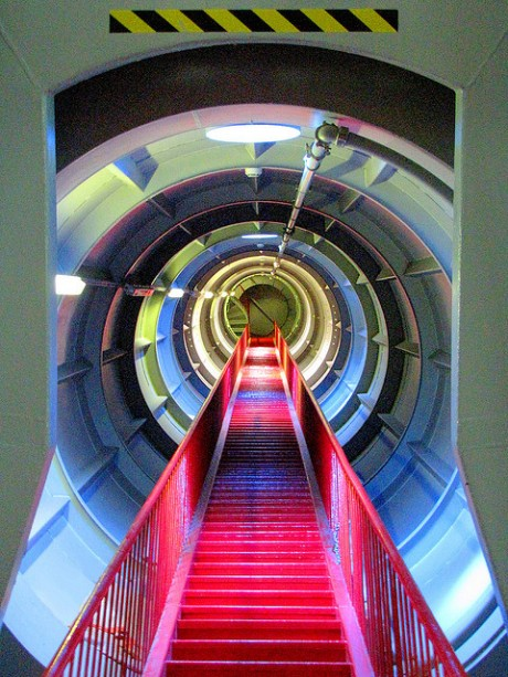 Photo Credit: Inside the Atomium 3 by O Palsson