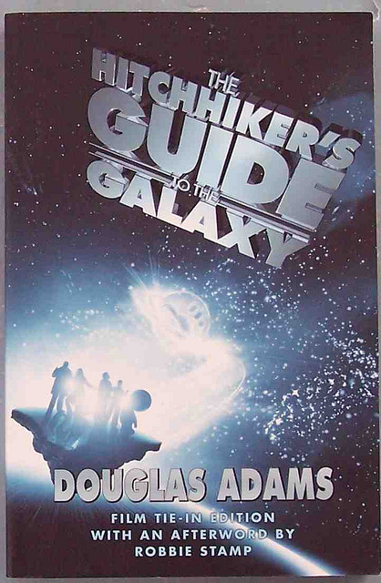 Photo Credit: Hitchhiker's Guide to the Galaxy by Chris Drumm
