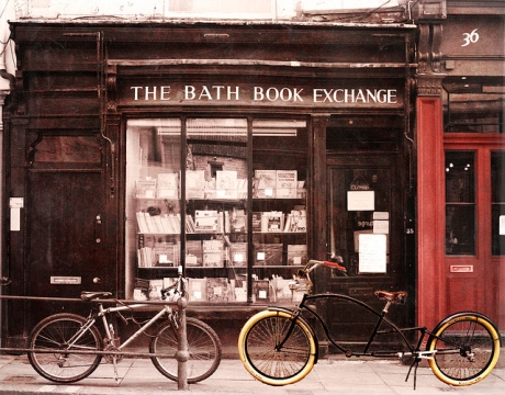 Photo Credit: The Old Book Exchange by Liz West