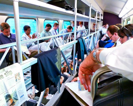 Photo Credit: Commuter Train by John Walker