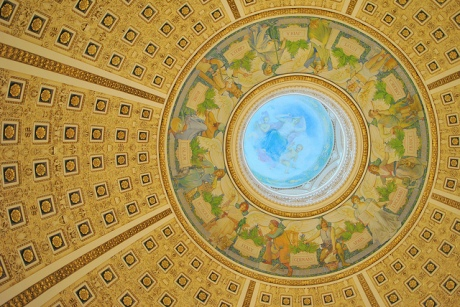 Photo Credit: Main Reading Room, Library of Congress, by angela n.